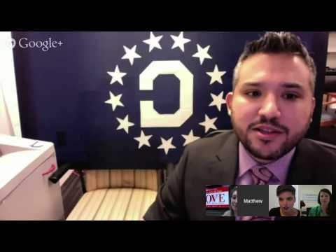 Google+ Hangout Highlight Reel: Travel, Love, and Visas