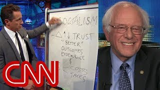Video Bernie Sanders, Cuomo spar over health care MP3, 3GP, MP4, WEBM, AVI, FLV Oktober 2018