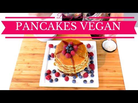 bimby - pancakes vegani (senza burro)