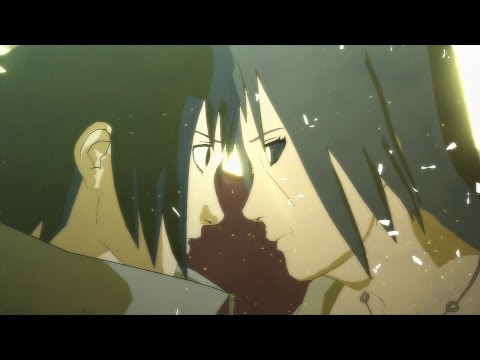 Sasuke & Itachi vs Sage Mode Kabuto Full Fight : Naruto Shippuden