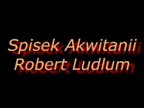 Spisek Akwitanii - Robert Ludlum | 1/3 Audiobook PL