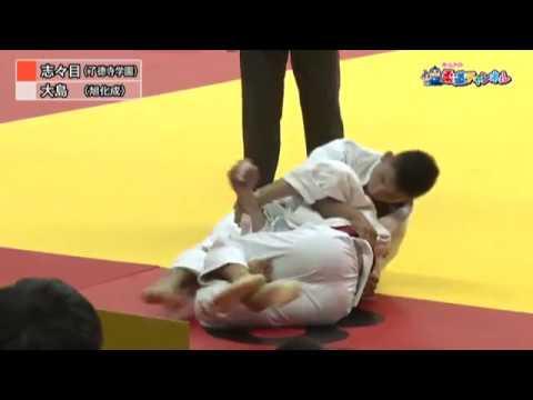 男子60kg級決勝