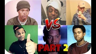 Video Rappers First Songs vs Songs That Blew Them Up vs Most Popular Songs 🔥 (Part 2) MP3, 3GP, MP4, WEBM, AVI, FLV Desember 2018