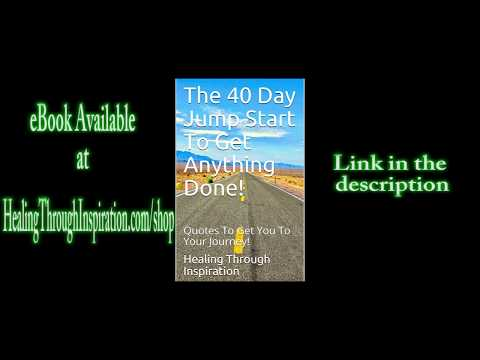 God quotes - The 40 Day Jump Start To Get Anything Done! Quotes To Get You To Your Journey! eBook