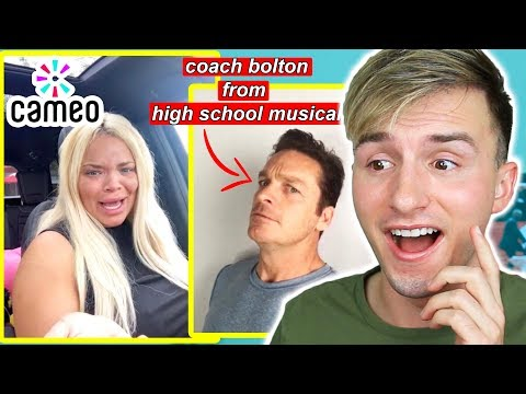 BUYING VIDEO SHOUTOUTS FROM CELEBRITIES & YOUTUBERS #8