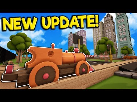 Huge New Train Crossings & City Update! - Tracks - The Train Set Game Gameplay - Toy Trains