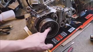 3. Engine Rebuild (434CC Big Bore Kit + Stage 2 Hot Cams) - 2013 Suzuki DRZ400SM