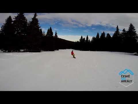 Ski Praděd modrá 8 2017