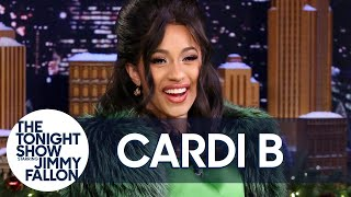 Video Jimmy Interviews Cardi B MP3, 3GP, MP4, WEBM, AVI, FLV Juli 2018