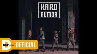 Video K.A.R.D - RUMOR M/V MP3, 3GP, MP4, WEBM, AVI, FLV Mei 2017