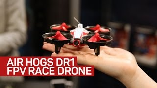 Air Hogs introduces FPV flying to its DR1 racing drone line