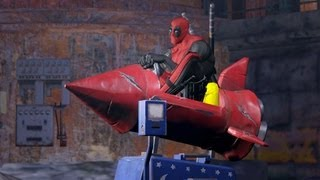 Video Top 10 Deadpool Funny Moments From Deadpool The Game [#1] MP3, 3GP, MP4, WEBM, AVI, FLV Oktober 2018