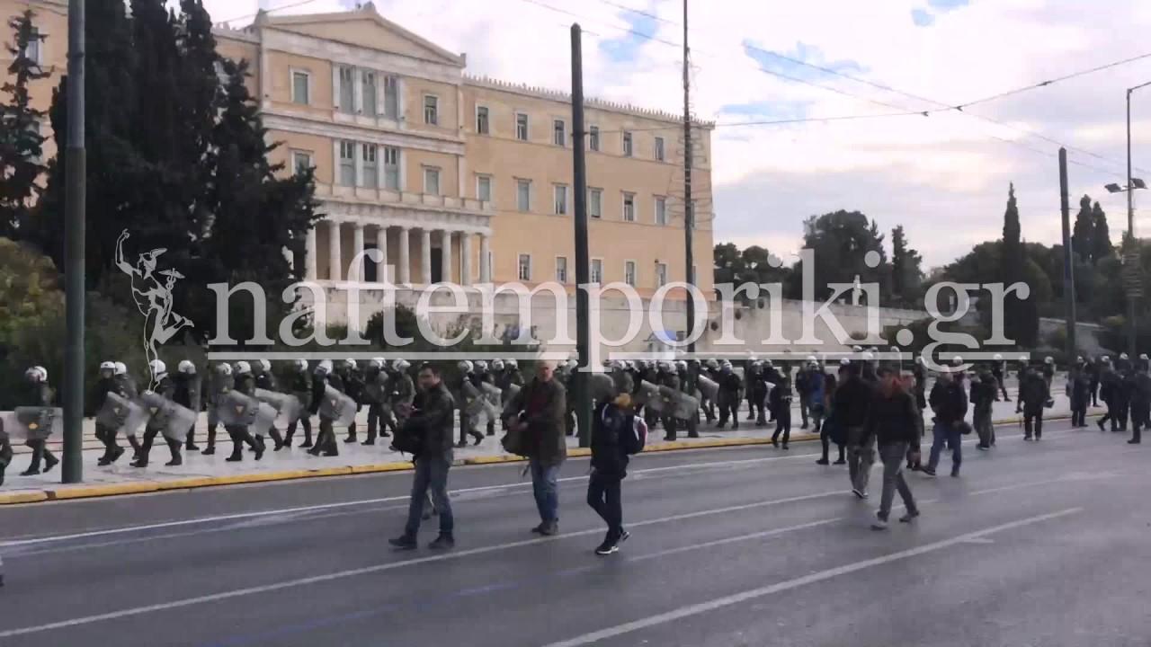 Μαθητικό συλλαλητήριο στη μνήμη του Αλ. Γρηγορόπουλου