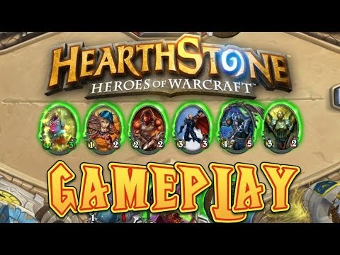 rogue website - A few games with the Minion Heavy Rogue deck. Deck Spotlight Video: http://www.youtube.com/watch?v=ChVZOGvbqnw Hearthstone website: http://us.battle.net/hear...
