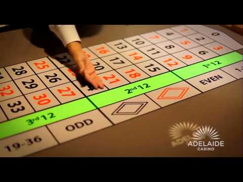 Adelaide Casino Presents: The Roulette Guide