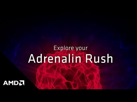 AMD Radeon™ Software Adrenalin 2019 Edition