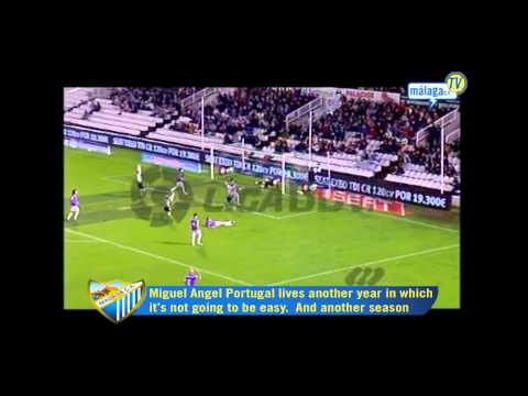 Viernes 03/12/10. Previa Mlaga-Racing de Santander 