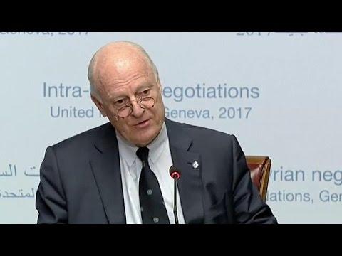 Νέος γύρος συνομιλιών στη Γενεύη για την ειρήνη στη Συρία
