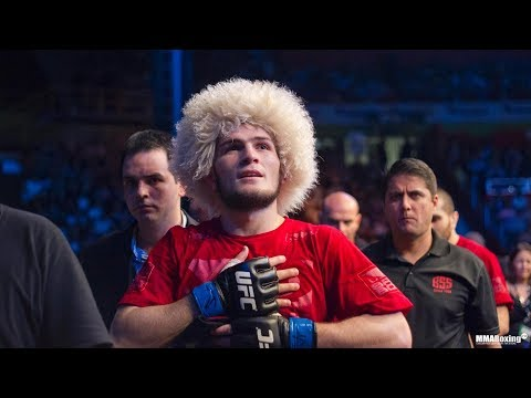 Khabib Nurmagomedov | MMA respect moments | Beautiful Moments | A touching video