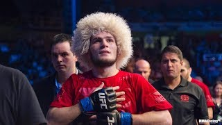 Video Khabib Nurmagomedov | MMA respect moments | Beautiful Moments | A touching video MP3, 3GP, MP4, WEBM, AVI, FLV Oktober 2018