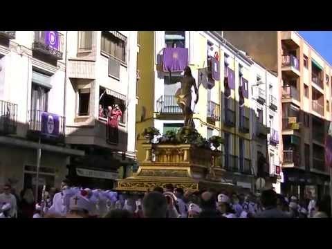 Domingo de Resurrecci�n - Jes�s Resucitado (Calder�n de la Barca) - Semana Santa Cuenca 2015