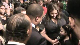 Pastor Carlton P. Byrd's Farewell At The Atlanta Berean SDA Church - January 7, 2012