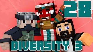 Team Canada Plays DIVERSITY 3 - EP28 (Custom Minecraft Map)