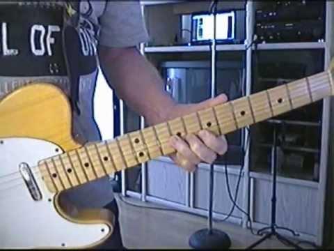 Born To Be Blue - The Mavericks - Guitar Solo