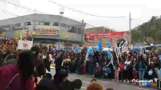 Desfile Escolar Zonal Jose Carlos Mareategui San Gabriel Parte 18 Secundaria V.M.T en Vivo HD 2017.
