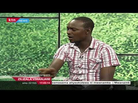 Zilizala Viwanjani 5 Mei 2016 - Timu ya Raga ya Kenya