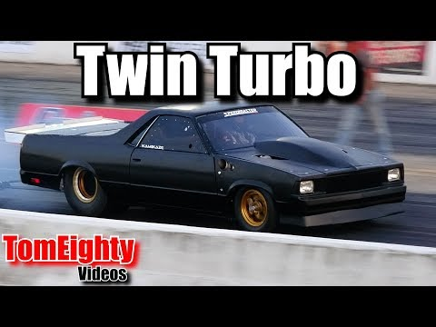Street Outlaws Kamikaze - New Twin Turbo Setup