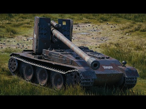 World Of Tanks Grille 15 - 8 Kills 10K Damage
