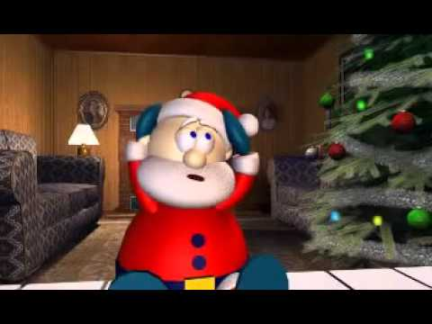 Funny Santa Christmas Video