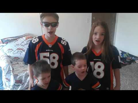 Broncos Pride and Parody...too cute!