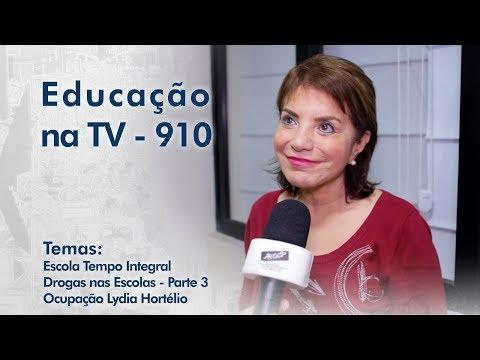 Escola Tempo Integral / Drogas na Escola - Parte 3 / Ocupação Lydia Hortélio