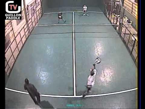 Medina sierra vs Perroti Ponce Torneo 6taB en Guillon Paddle