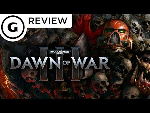 обзор Warhammer 40,000: Dawn of War III