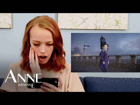 Amybeth Reacts | Anne with an E: Season 2