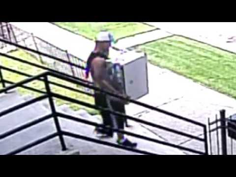 Man Steals De La Salle Girls Water Polo Hoodies