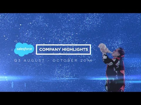 Salesforce.com Q3 Highlights
