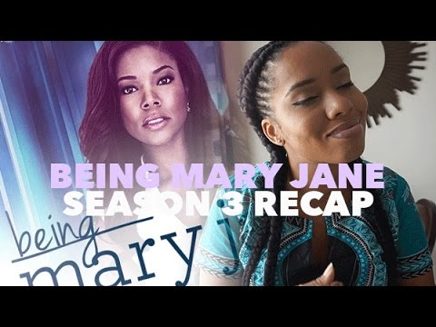 Being Mary Jane Season 3 Review   Jouelzy