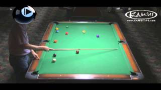 Hard Times 9-Ball / Daniel Busch Vs Chris Wedekind / Jan 2014