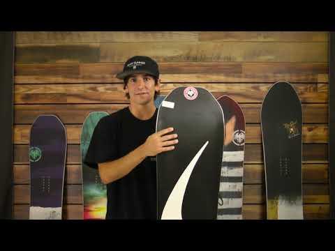 Never Summer Insta/Gator Snowboard - Men's