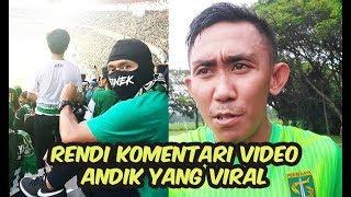 Video Kapten Persebaya kecewa beredar Video Andk Vermansyah nonton persebaya MP3, 3GP, MP4, WEBM, AVI, FLV Desember 2018