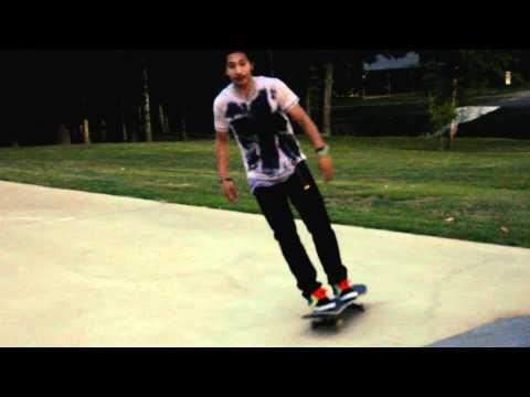 Tony Ashland Skatepark Line ( HD )