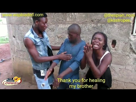 The Spiritual Gamblers (Real house of comedy) (Nigerian comedy) (Eazyloaded TV)