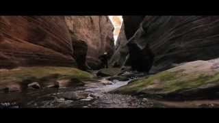 Canyoneering Kolob Canyon