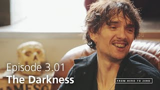EP 3.01: Justin Hawkins (The Darkness) talks live albums, chart-eligible plays and more [#fhtz]
