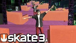 Video Skate 3: NEW CUSTOM PARKS! MP3, 3GP, MP4, WEBM, AVI, FLV November 2018