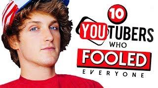 Video 10 Fake YouTubers Who Fooled Everyone MP3, 3GP, MP4, WEBM, AVI, FLV Juni 2019
